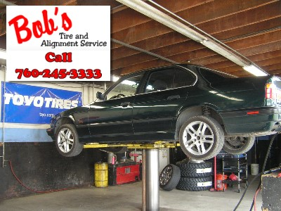 Where To Get A Wheel Alignment in Victorville