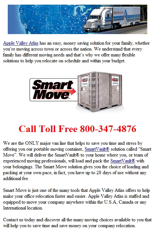 Moving Companies, Moving Trucks, Rancho Cucamonga